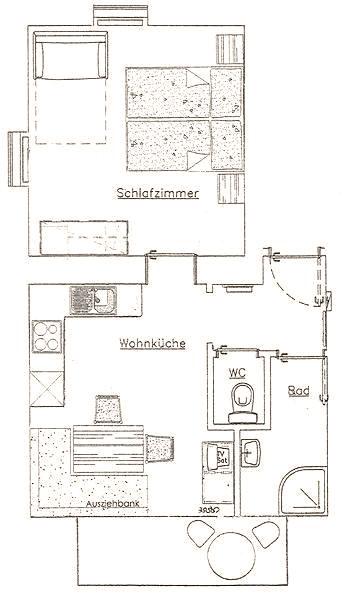 Appartement Skizze 1