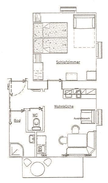 Appartement Skizze 2